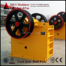 Jaw crusher with stable performance