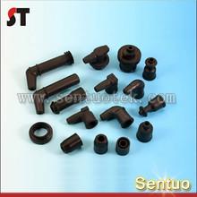 precision ACM rubber seals automobile mechanical parts