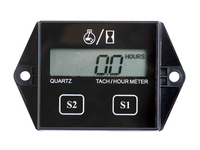 Hour meter Tachometer 2 & 4 Stroke Small Engine Spark For Boat Outboard Mercury marine