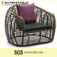 European Style and Fashionable Home Furniture/Waterproof Wicker Garden Sofa/Modern Living room Furniture for Sale