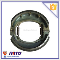 2015 top rated and high quality AAA- CM125 motorcycle best selling brake shoes .