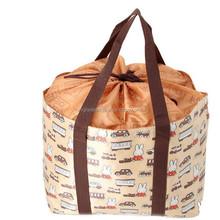 custom reusable shopping bag pattern