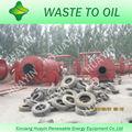 Huayin máquina para reciclar los neumáticos gastados