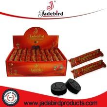 FC-11 33MM marketing instant light charcoal for sheesha huka