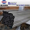 horario 40 cuadrado y rectangular de tubos de acero