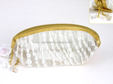 Elegant Lace shell Cosmetic Bag Cosmetic case