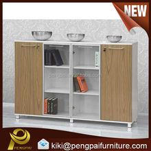 Factory direct cheap file cabinet/ melamine 4 door cabinet 07