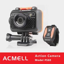 SOOCOO S60 60M waterproof hd 720p digital video camcorder camera