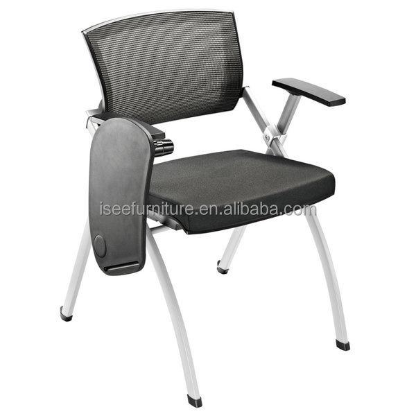 Salle de formation de aluminium conf rence chaise pliante for Chaise de bureau pliante