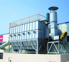 High efficiency air filter element dust collector/industrial dust extraction
