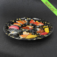 Sushi Tray, Sushi Plastic Tray Container