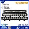 Y&T Latest Designed 120w led vehicle light bars led automotive lights
