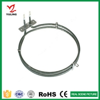 CE ROHS ISO9000 Approve high end electric hotplate / furnace heating elements