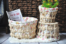 handicraft table decoration& accessories basket sets
