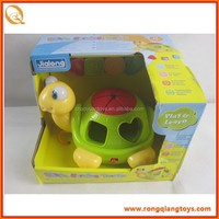 2015 Baby toys, animal sea turtle educational toys for kids AN91018090