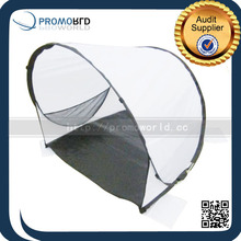 Automatic 2 Seconds Pop Up Outdoor Transparent Mosquito Net Camping Fishing Beach Tent