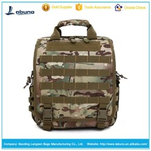 factory price camouflag canvas laptop backpack military bags