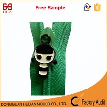 Bags,Garment,Home Textile,Shoes Use and Zippers Type long chain nylon zipper factory hidden zip fasteners for latest dress