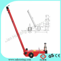 series double acting porta power hydraulic jack