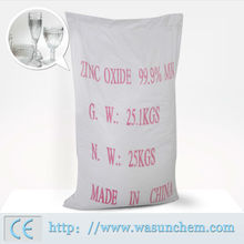Zinc Oxide 99.7%, Industrial grade for Rubber,paint&coating