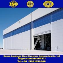 Steel warehouse, steel space frame, steel structure