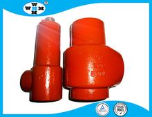 Pressure Safety Relief Valve Body