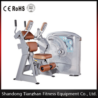 TZ-5013 Abdominal crunch exercise machine/gym newly designed abdominal exercise equipment
