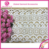 Fashion Embroidery Cotton Lace Wedding Dresses Bags Garment Lace Trim