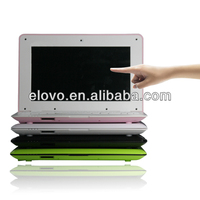 Promotion laptop price in dubai 10.1 inch notebook computer VIA WM8850 android