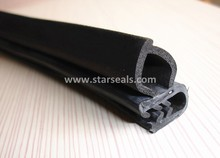 factory supply auto rubber door trim seal strip