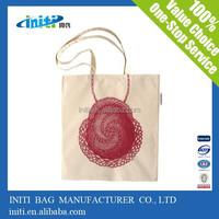 customized printed small cotton bag/Eco-friendly customized printed small cotton bag