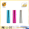 Hot sell top quality high capacity portable power bank for smartphone 2600mAh travel charger for mobile phone