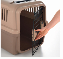 Industrial direct selling iron door pet cage