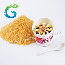 Food gelatin as a thickener for icecream/gelatin factory