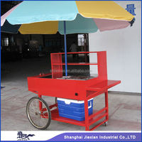 2015 factory cheap price customized mobile hot dog catering for sale JX-HS150