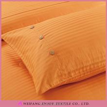 Hotel Use 3cm Stripe Bedding Comforter Set
