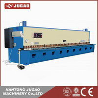 Plate power guillotine machine exceptional shears used for cutting sheet metal