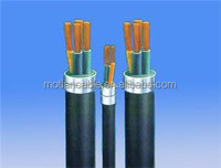 MYJV XLPE insulated PVC sheathed coal mine cable copper multicores cables for coal mine