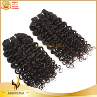 New Arrival 5A virgin Brazilian tight curly hair weft human hair curl