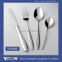Cutlery set design /cutlery set table 24/ silver plated cutlery set (TL90280)