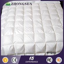 Elegant Luxury modern king size cotton white hotel popular hotel percale sateen cotton duvet cover
