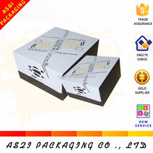 Newly fancy 10 inch full printed logo design wholesale box cupcake for party