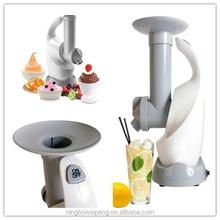 Professional Fruit ice cream machine /Ice cream making machine /dessert ice cream machine