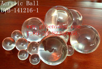 100% virgin materials Dia30mm transparent colorful 150mm crystal ball factory making for gift, ornament and lighting