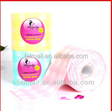900x Wipes New Clean Paper Cotton Pads Nail Polish Remover Make-up Nail Art