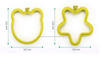 Younger Crack A Smile Silicone Egg Ring Shaper Eggs Mould