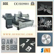 SIN-PA1560 router cnc hoja de metal con láser de corte por plasma de la máquina