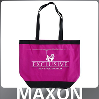 New black 2012 the most fashion folding oxford bags Guangzhou