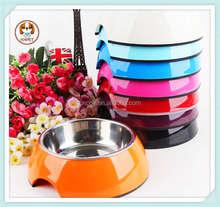 New arrival professional stainless steel pet bowl dog bowl for sale
