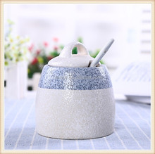 cheaper marble color Cruet set with spoon